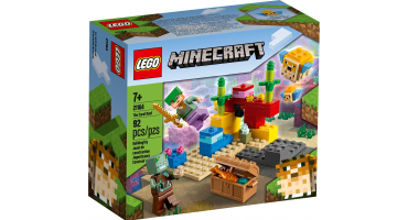 LEGO Minecraft™ 21164 The Coral Reef