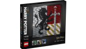 LEGO Art 31201 Harry Potter™ Hogwarts™ címerek