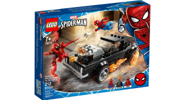 LEGO Super Heroes 76173 Spider-Man and Ghost Rider v..