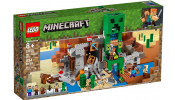 LEGO Minecraft™ 21155 A Creeper™ barlang
