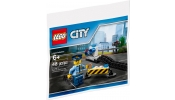 LEGO City 40175 Rendőrfigura