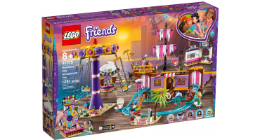LEGO Friends 41375 Tengerparti Vidámpark