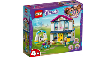 LEGO Friends 41398 4+ Stephanie háza