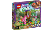 LEGO Friends 41422 Panda lombház