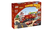 LEGO DUPLO 66392 DUPLO Cars2 Super Pack