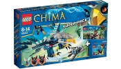 LEGO Chima™ 66450 Chima Value Pack (70000 + 70001 + 70003)
