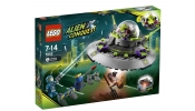LEGO Space Alien Conquest 7052 UFO rablás
