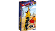 LEGO The  Movie™ 70823 Emmet triciklije!
