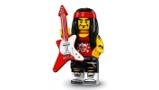 LEGO Minifigurák 7101917 Gong & Guitar Rocker (Ninjago Movie sorozat)