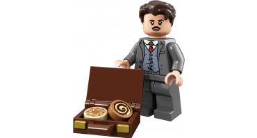 LEGO Minifigurák 7102219 Jacob Kowalski (Harry Potter sorozat)