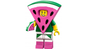 LEGO Minifigurák 7102308 Watermelon Dude (LEGO Movie 2 sorozat)