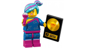 LEGO Minifigurák 7102309 Flashback Lucy (LEGO Movie 2 sorozat)