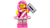 LEGO Minifigurák 7102311 Candy Rapper (LEGO Movie 2 sorozat)