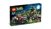 LEGO Monster Fighters 9465 A zombik