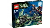 LEGO Monster Fighters 9467 A kísértetvonat